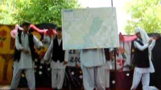 Attan by Fauji Foundation School Lachi Students.