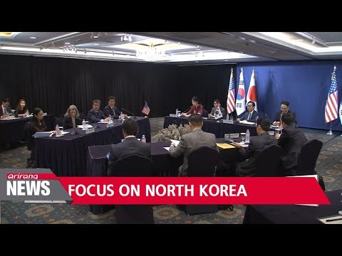 Top nuke envoys of U.S., Japan agree to strictly implement UNSC resolutions on North Korea