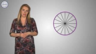 Математика 5 Окружность  Круг