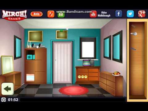 MirchiGames Hidden Room Escape Walkthrough