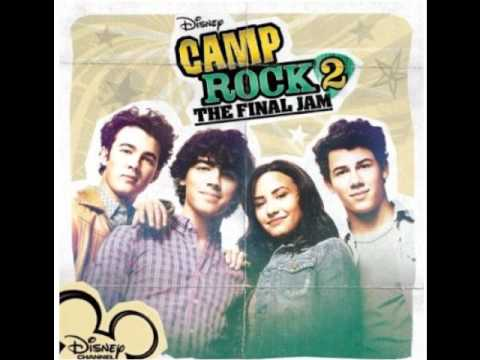 Cant Back Down Camp Rock 2