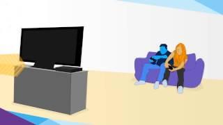 netgear ac750 wifi range extender video prodotto ex6100