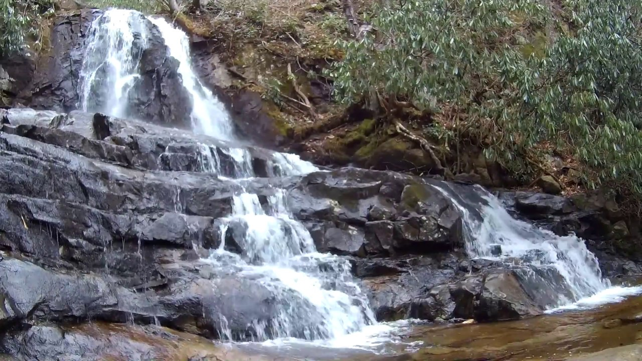 Amazing mountain waterfalls whitewater youtube amazing mountain waterfalls whitewater altavistaventures Images