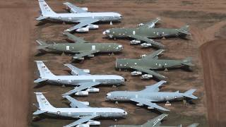Aircraft Boneyard - Davis-Monthan Air Force Base