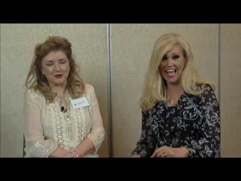 ANN-MARIE MURRELL Interviews MORGAN BRITTANY for VICTORY TELEVISION NETWORK On ROKU