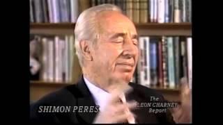Shimon Peres | Charney Report