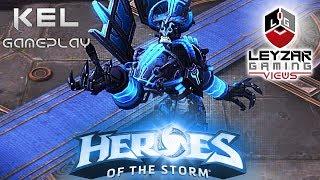Heroes of the Storm (Gameplay) - Kel