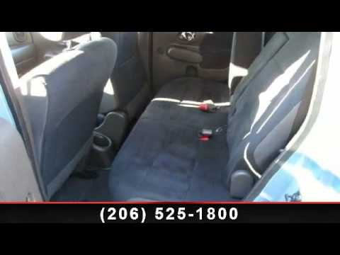2010 Nissan cube - First National Fleet  and  Lease - Seatt