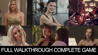 Super Seducer 3 The Final Seduction Uncensored Complete Game Walkthrough Full Game Story 10 Chapters