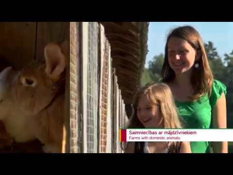 Madonas novads - atpūta ģimenēm ar bērniem