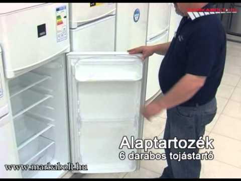 Zanussi ZRT 23100 WA hűtőgép Márkabolt