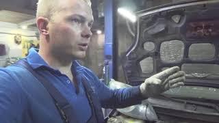 Замена генератора на Форд Фокус 2 1.6/1.8/2.0, замена щеточного узла, фото, видео