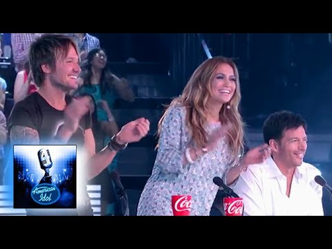 Top 5 Live - All Solo and Group Performances - No Judging! - American Idol XIII 2014: Season 13