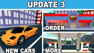 When you open Lamborghini Car Shop | Vehicle Tycoon Roblox | AOV Gaming