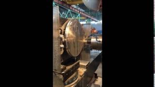 Механическая обработка диска