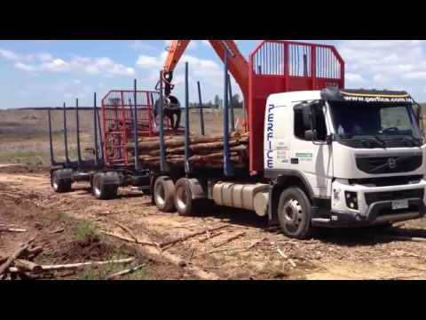 Transporte Forestal Uruguay Perfice