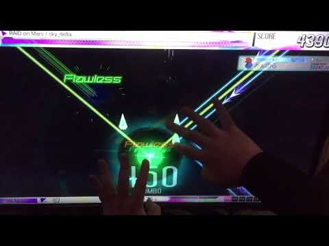 【crossbeats REV. SUNRISE】 RAiD on Mars (UNL) 74510