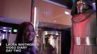 Star Wars Celebration 2015 - Laura Whitmore's Video Blog #2