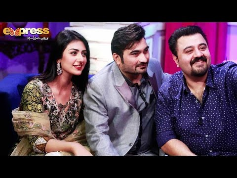 Bus Kardo Bus Returns Eid Day 2 | Ahmed Ali Butt & Sarah Khan | Express Entertainment