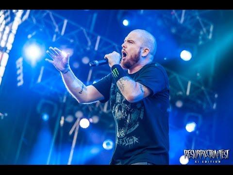 Hatebreed - Live at Resurrection Fest 2016 (Viveiro, Spain) [Full show]