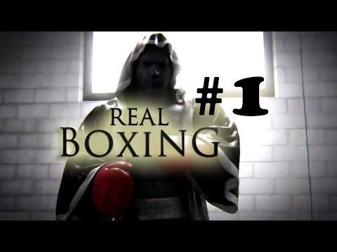Real Boxing #1 - Rocky, pierwsza krew
