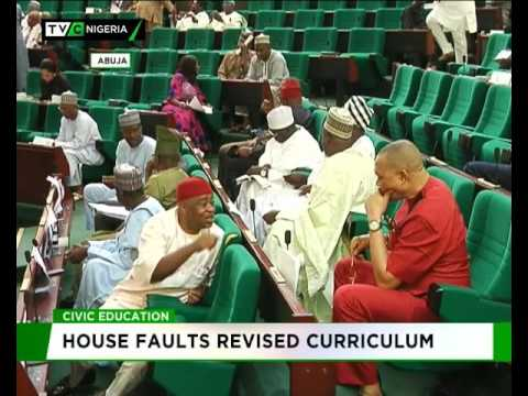 Civic Education: House of Reps faults revised curriculum