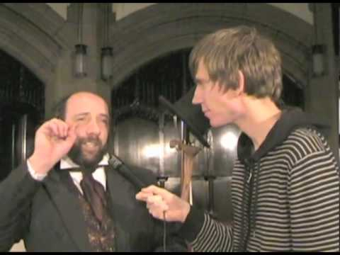 Christmas Special: Charles Dickens Great Great Grandson Interview