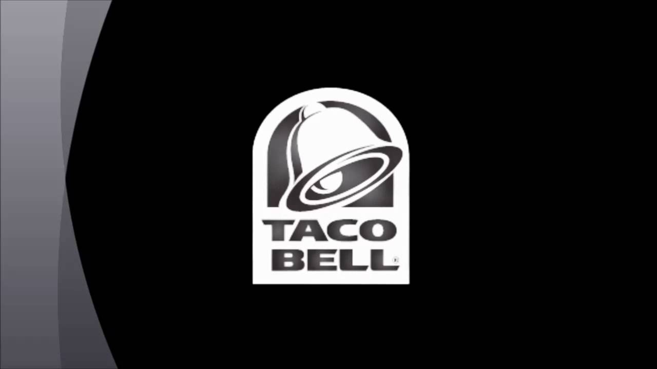 Taco Bell Logo taco bell logo effects - youtube