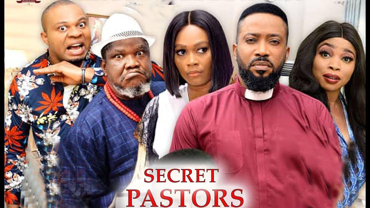 Download SECRET PASTOR NEW MOVIE SEASON 3&4 - FREDRICK LEONARD 2021 LATEST NIGERIAN NOLLYWOOD MOVIE