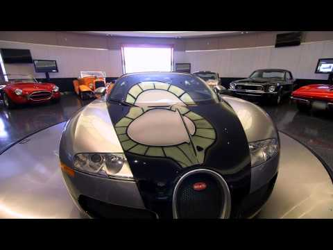 MIllion Dollar Rooms- Paradise Valley, AZ (Craig Jackson Garage)