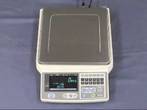 FC-i / FC-Si Series High-Performance Counting Scales Pt1 | A&D