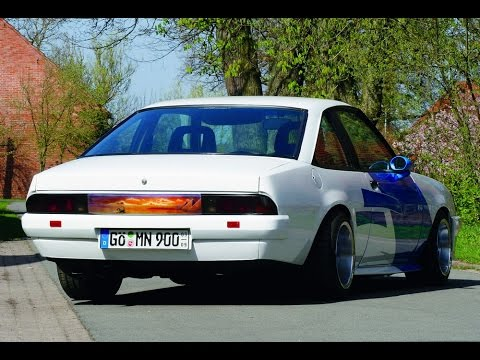 opel manta gte in 1983 super tuning youtube. Black Bedroom Furniture Sets. Home Design Ideas
