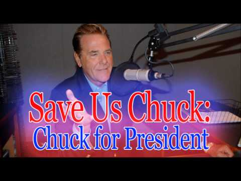 Save Us Chuck - Chuck for President