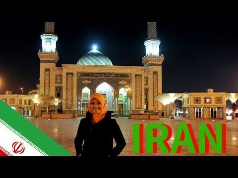 HOLY SHRINE in QOM, IRAN