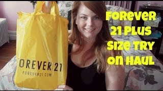 Forever 21 Plus Size Try On Haul!! (Summer 2014) Thumbnail