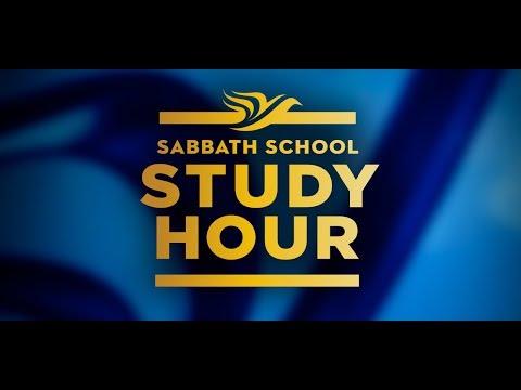 Jean Ross - Jesus and the Book of Revelation (Sabbath School Study Hour)