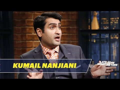 Kumail Nanjiani's First Trip to America Was Quite Misleading