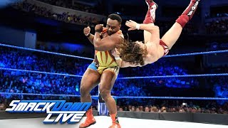 Video Daniel Bryan vs. Big E - Gauntlet Match - Part 1: SmackDown LIVE, June 19, 2018 download MP3, 3GP, MP4, WEBM, AVI, FLV Juni 2018