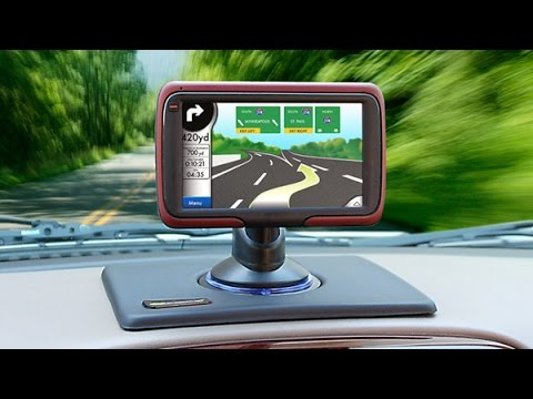 Bracketron Nav-Mat II Portable GPS Dash Mount Installation