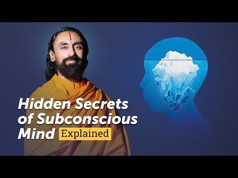 The Hidden Secrets of Subconscious Mind You Must Know to Control your Mind | Swami Mukundananda