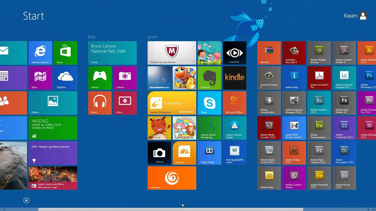 Windows 8 1 Preview