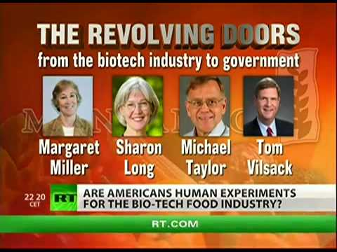 Food Fascism - Revolving Doors for a Smooth Corporate Takeover
