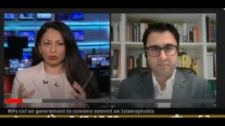 Kaveh Shahrooz on CBC News discussing Islamophobia