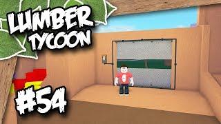 Lumber Tycoon 2 #54 - BASE GATES COMPLETE (Roblox Lumber Tycoon)