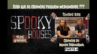 Análise Espiritual - Psychic Kids e as crianças do mundo paranormal 4