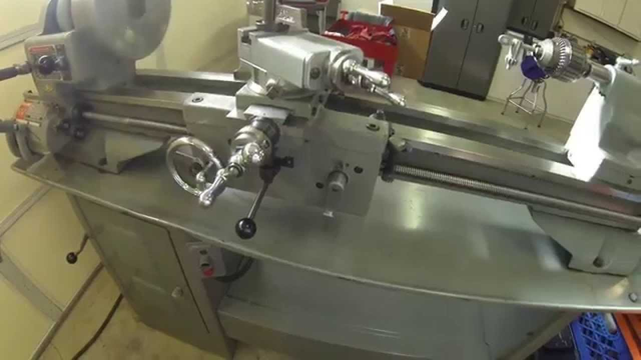 Atlas Metal Lathe Models