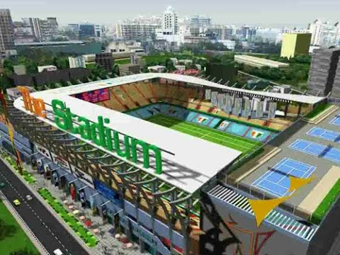 ASIA'S biggest  The Arena Stadium in Ahmadabad Gujarat
