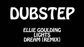 Ellie Goulding - Lights - DUBSTEP [OFFICIAL REMIX]