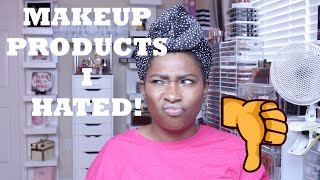 HATED IT!!! | MAKEUP PROUCT FAILS!!!!!
