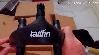Tailfin Pannier Rack Unboxing & First Impressions